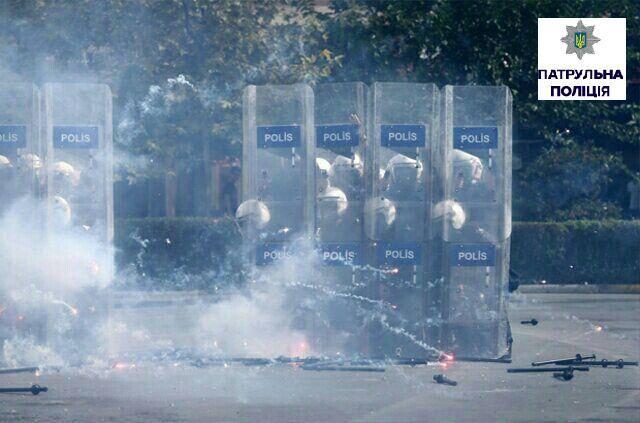 Миколаївських патрульних навчатиме інструктор, що стажувався в Туреччині - фото 1