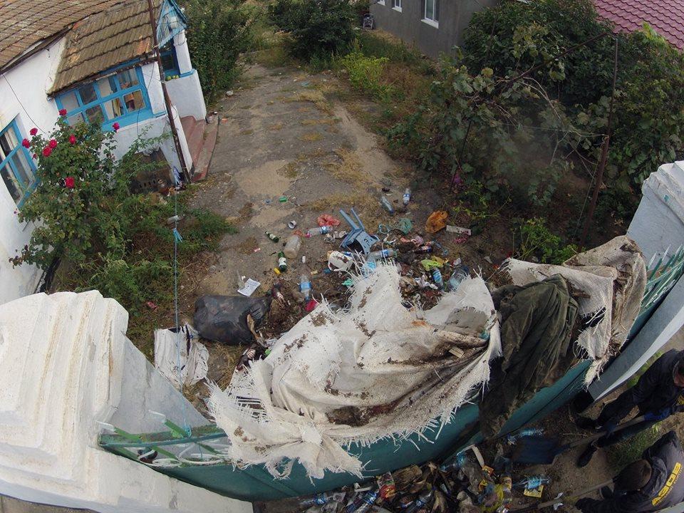 """У Миколаєві господарям сміття з Матвіївського лісу повернули їх """"добро"""" - фото 2"""