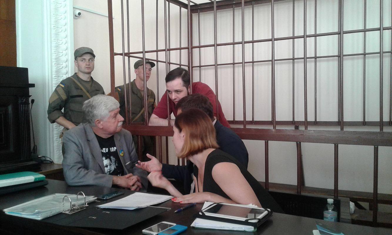 В суді по справі вінницького активіста Хорта почали слухати свідків - фото 3