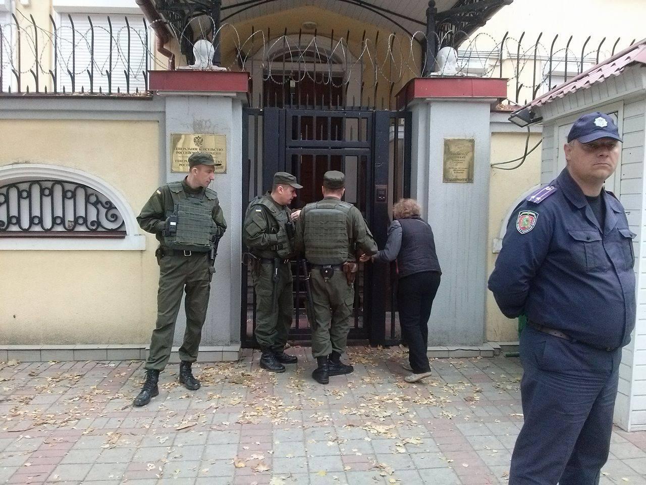 Слава Україні! – Ви хам!: у Харкові вибори до Держдуми РФ - фото 3