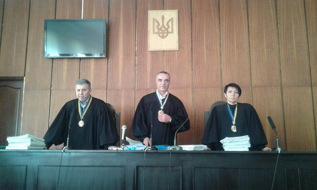В суді по справі вінницького активіста Хорта почали слухати свідків - фото 1