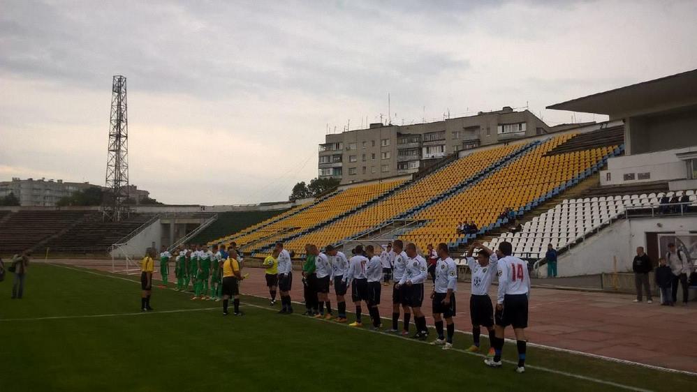 АТОвці з Вінниці та Гайснина зіграли у футбол - фото 3