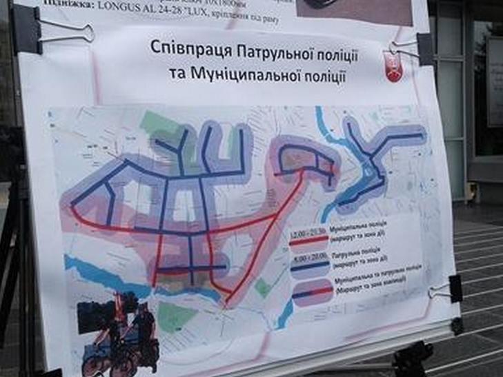 Вінницькі копи патрулюватимуть місто на велосипедах - фото 5
