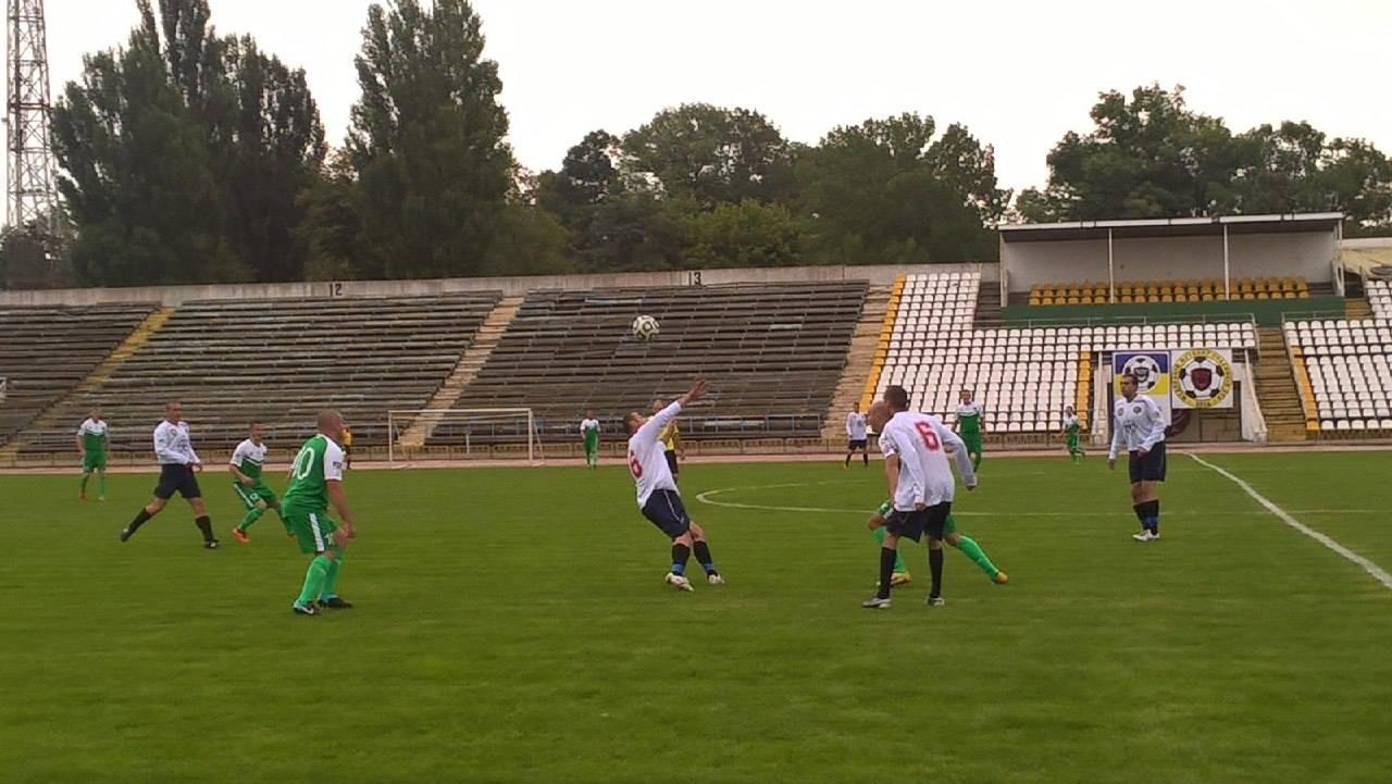 АТОвці з Вінниці та Гайснина зіграли у футбол - фото 4