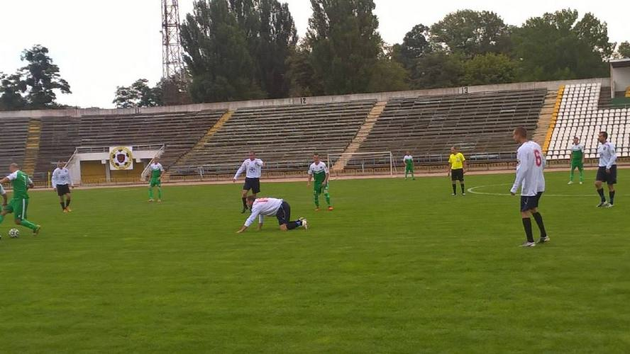 АТОвці з Вінниці та Гайснина зіграли у футбол - фото 2
