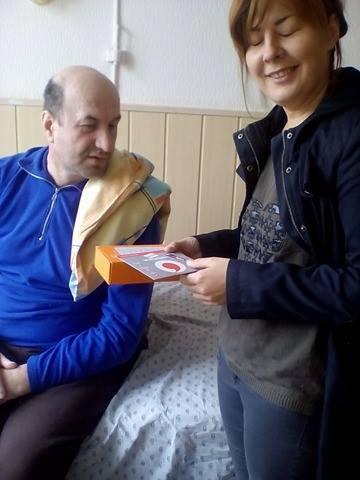У Харкові просто в лікарні обікрали ветерана АТО, - волонтери - фото 2
