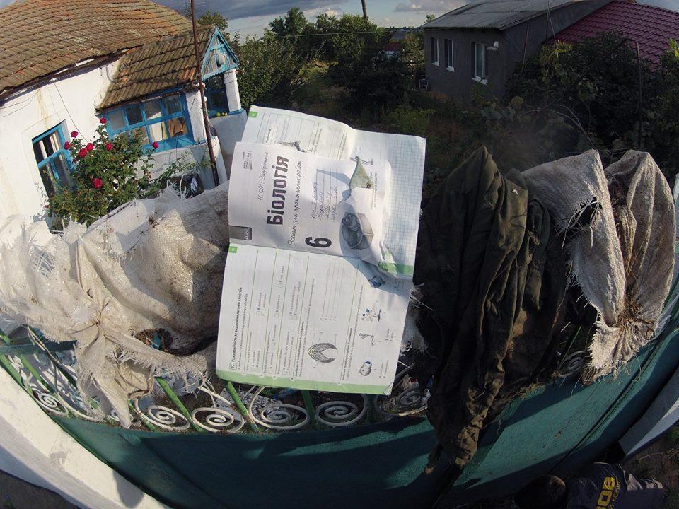 """У Миколаєві господарям сміття з Матвіївського лісу повернули їх """"добро"""" - фото 1"""