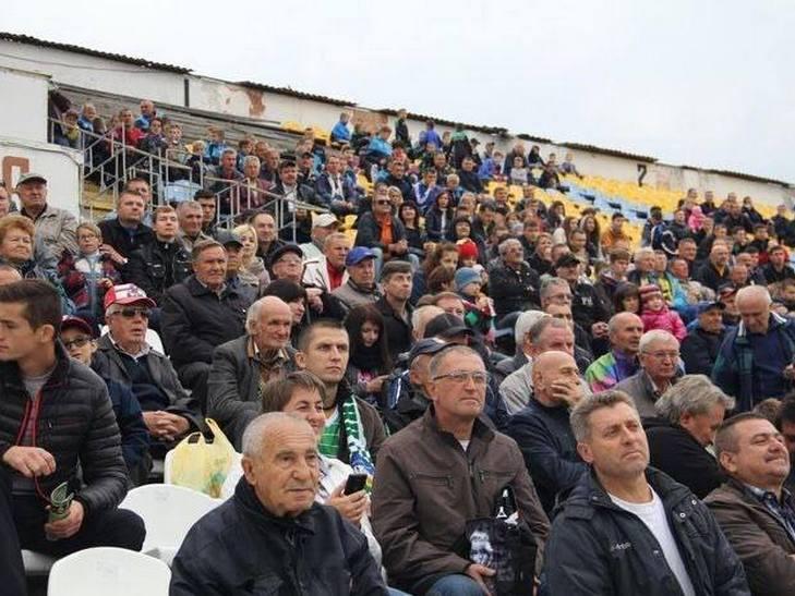 На вінницькому стадіоні грали легендарні футболісти - фото 3