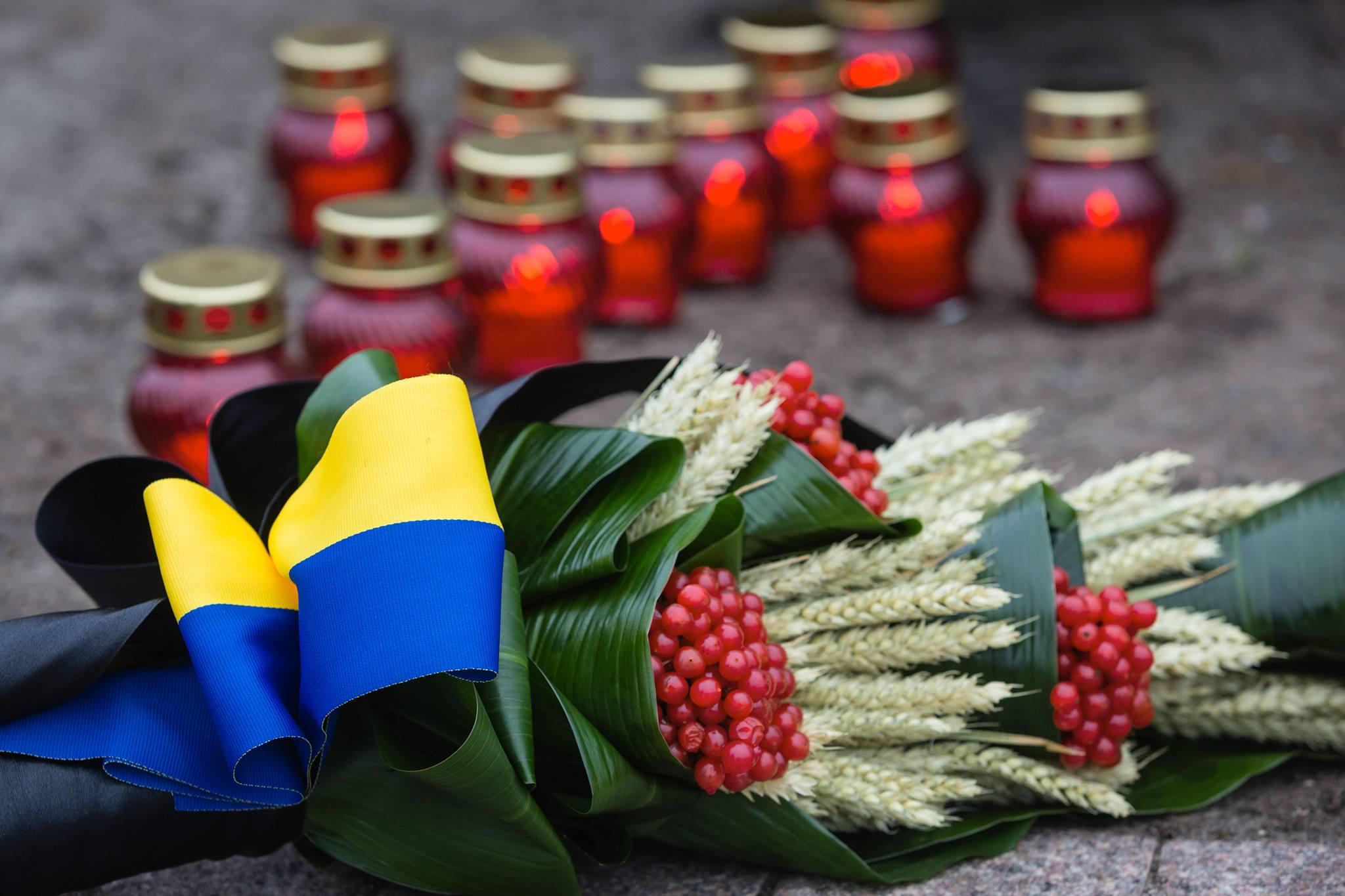 Порошенко: Голодомор - це прояв багатовікової гібридної війни Росії проти України - фото 3