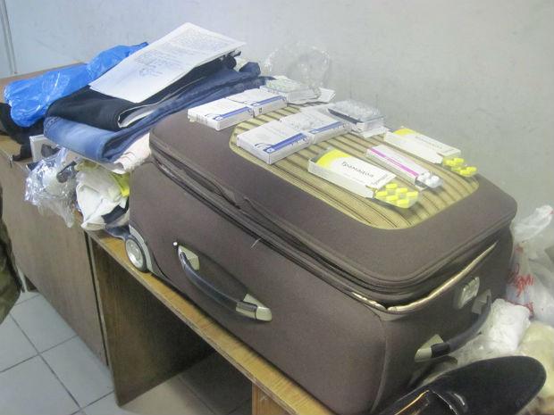 На Харківщині прикордонники затримали одесита з психотропами - фото 1