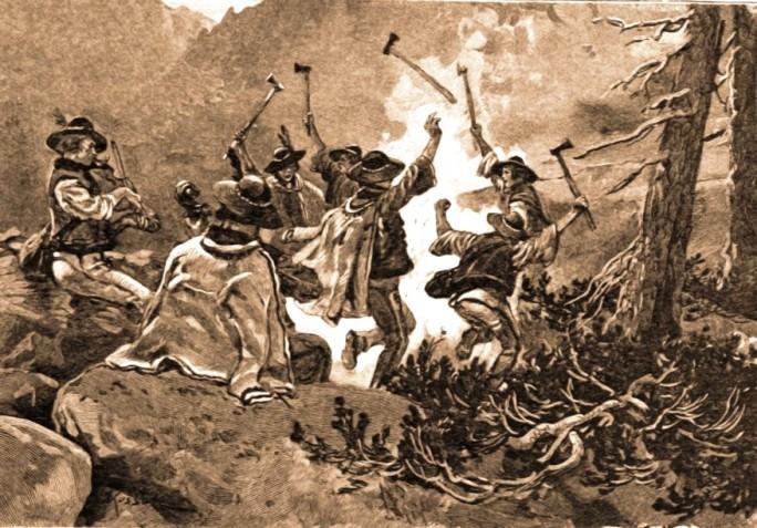 Ігри з покійниками і бігання голяка: Яких дивних звичаїв дотримувалися гуцули - фото 2