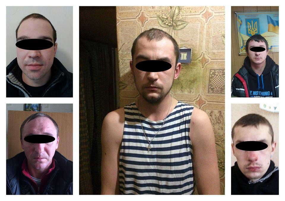 """П'ятеро """"борців за Л/ДНР"""" отримали підозри - фото 1"""