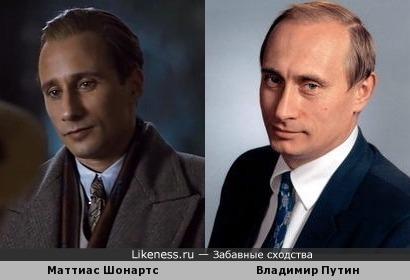 Все про голлівудського двійника Путіна - фото 1