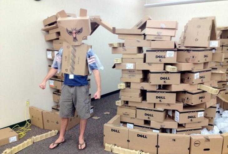 35 фото, що робити, коли на роботі стає нудно - фото 10
