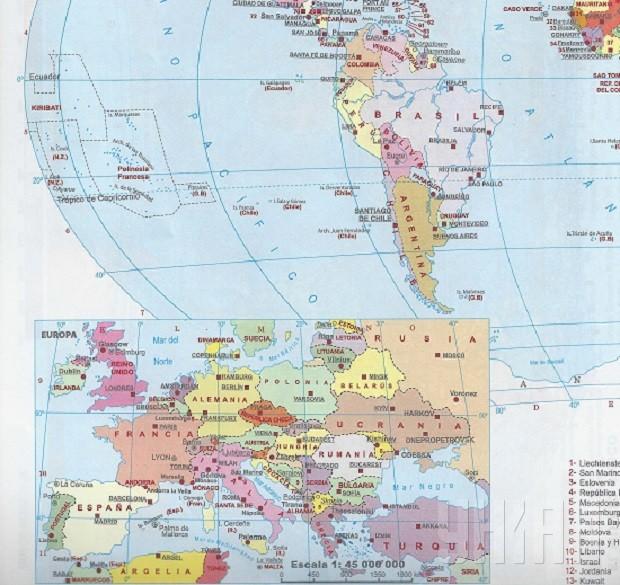 На Кубі випустили підручники з Кримом у складі і України, і Росії (ФОТОФАКТ) - фото 1