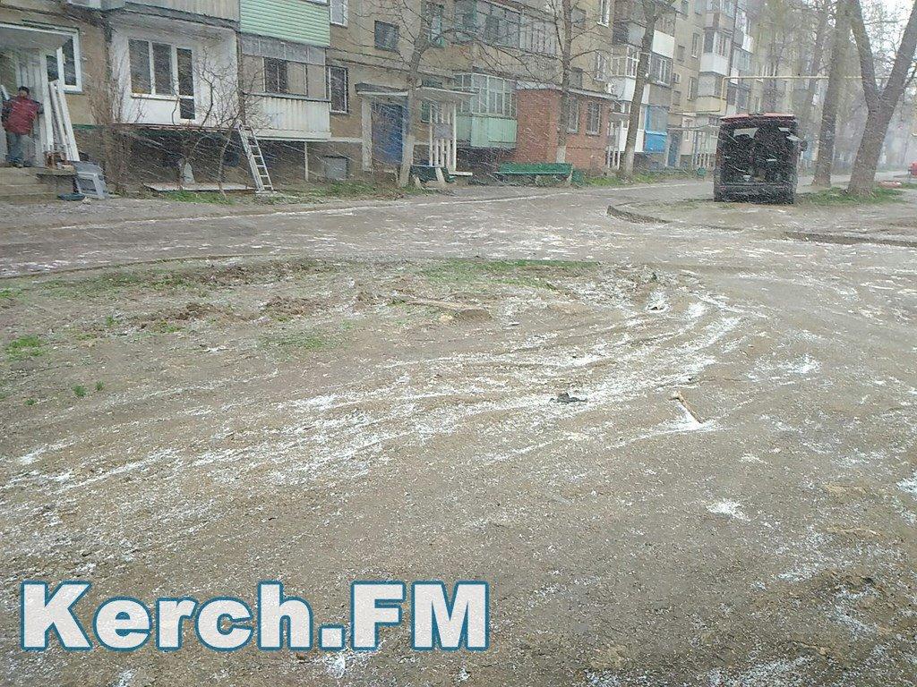 Весна у Криму: Сніг, холод та брудні калюжі - фото 2