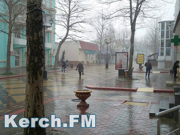Весна у Криму: Сніг, холод та брудні калюжі - фото 3