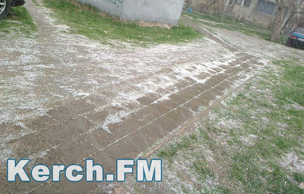Весна у Криму: Сніг, холод та брудні калюжі - фото 7