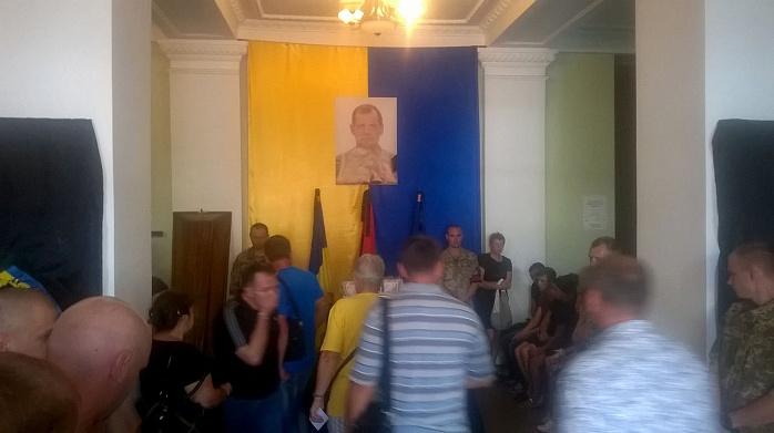 Бердянського бійця АТО поховали в день його народження - фото 1