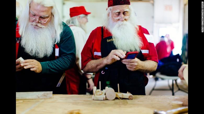 Як у США тренують Санта-Клаусів - фото 1