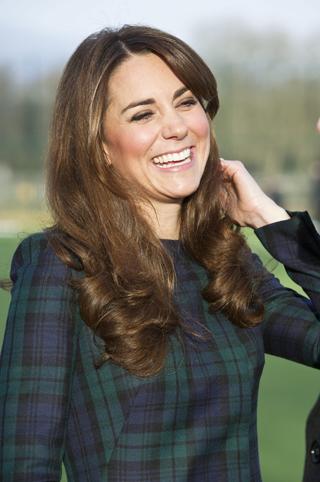 Як Кейт Міддлтон косить під принцесу Діану - фото 41