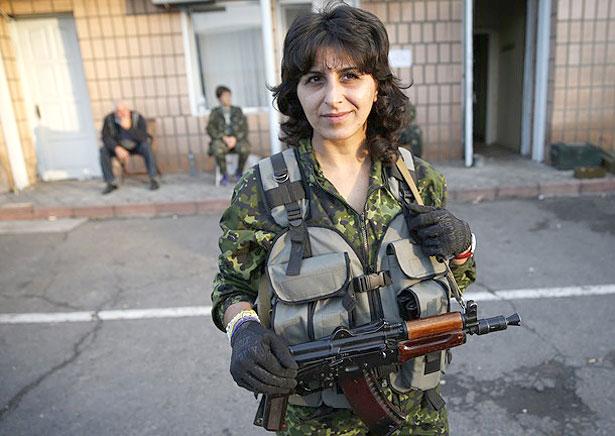Душевні фото. Жінки на війні (ФОТО) - фото 12