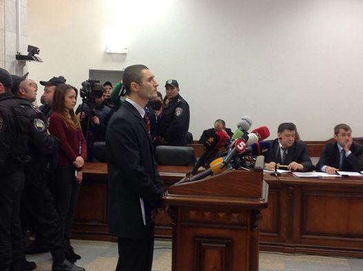 Суд вчетверте взявся за розгляд скарги Мосійчука (ОНОВЛЕНО) - фото 1