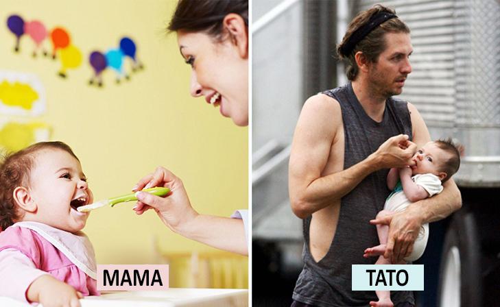 Мама Vs Тато: Як по-різному можна виховувати дитину  - фото 2