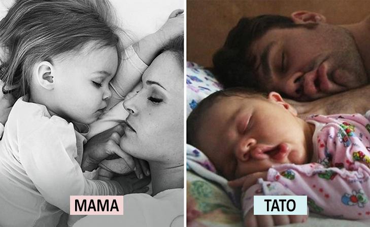 Мама Vs Тато: Як по-різному можна виховувати дитину  - фото 20
