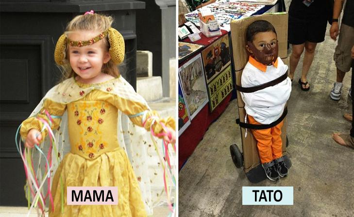 Мама Vs Тато: Як по-різному можна виховувати дитину  - фото 5
