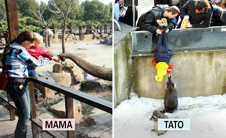 Мама Vs Тато: Як по-різному можна виховувати дитину  - фото 6
