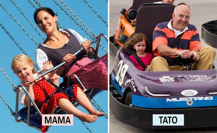 Мама Vs Тато: Як по-різному можна виховувати дитину  - фото 17