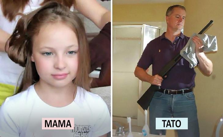 Мама Vs Тато: Як по-різному можна виховувати дитину  - фото 15