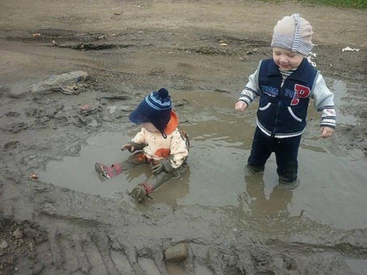 20 фотографій про те, чому з дітьми ніколи не буває нудно - фото 13