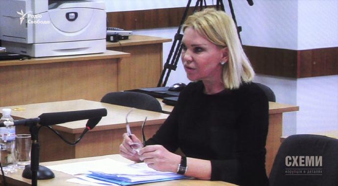 """Активісти показали, як родина суддів Гарник живе """"на одну зарплату"""" - фото 1"""