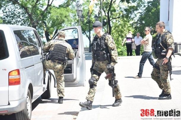 Силовики проводять обшуки в мерії Одеси, – ЗМІ (ФОТО) - фото 1