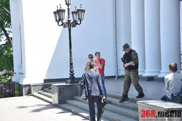 Силовики проводять обшуки в мерії Одеси, – ЗМІ (ФОТО) - фото 3