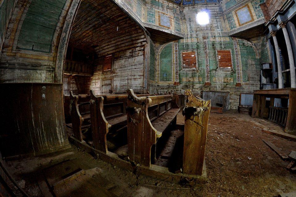 Закинуті церкви: поляк фотографує залишені українцями храми - фото 7