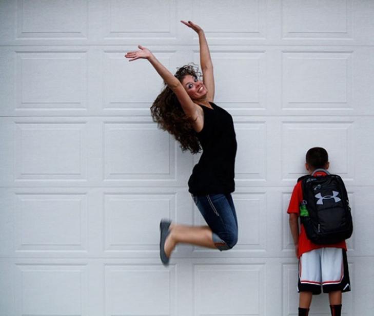 15 нестримно щасливих батьків, які, нарешті, відправляють дітей до школи - фото 5