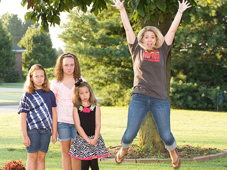 15 нестримно щасливих батьків, які, нарешті, відправляють дітей до школи - фото 4