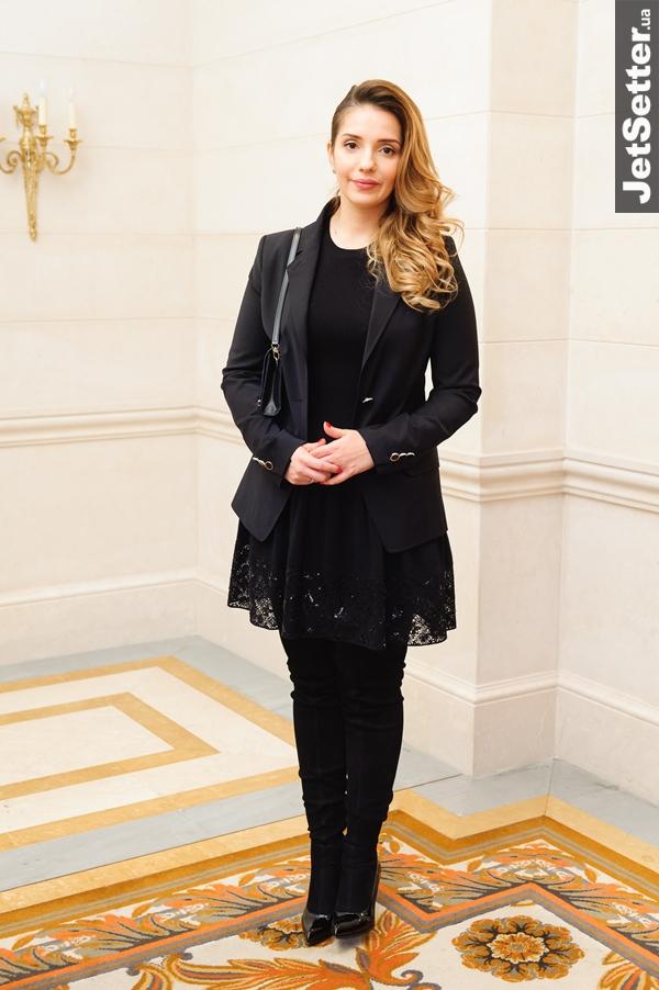 Як донька Тимошенко з чоловіком благодійний бал влаштувала  - фото 1