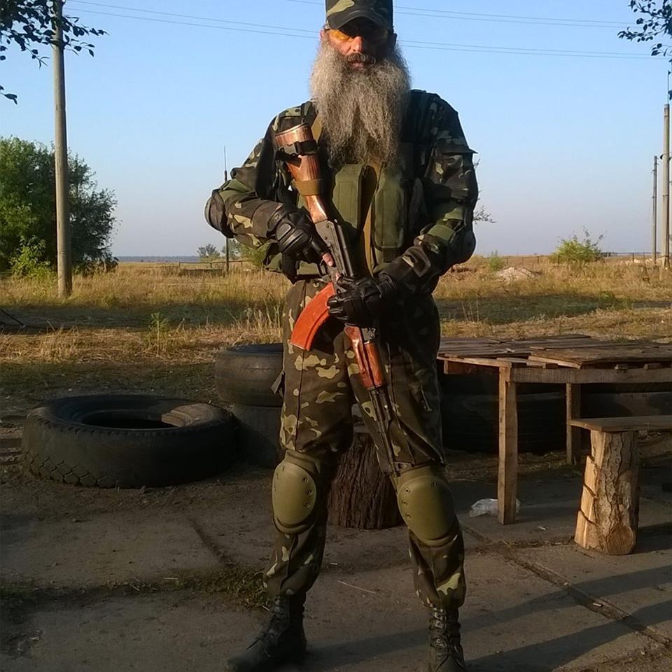 Краса рятує Україну: ТОП-10 красенів-бійців АТО - фото 15