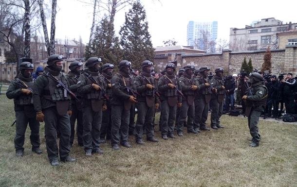 У НАБУ з`явився свій спецназ з БТРами - фото 1