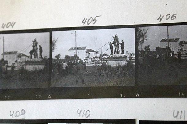 Росія розсекретила нацистський архів - фото 1