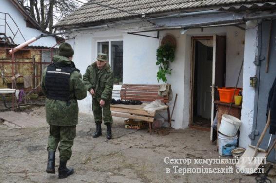 Терор на Тернопільщині: Чоловік взяв у заручники пенсіонера і підірвався  - фото 1