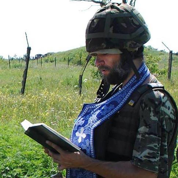 Священик-місіонер про бійців, які засилають волонтерів у Донецьк, та підпілля патріотів - фото 2