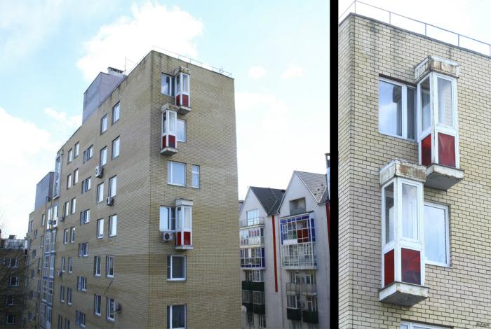 ТОП-20 балконів, володарі яких плювали на оточуючих - фото 12