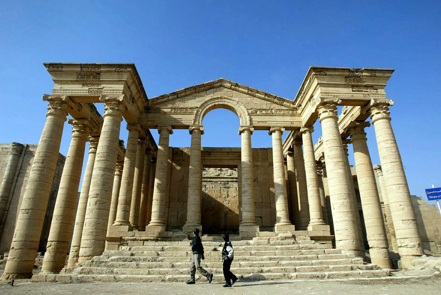 16 пам'яток архітектури, які знищила ІДІЛ - фото 6