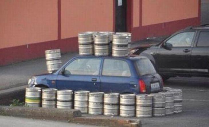 30 суворих покарань для тих, хто паркується, як мудак - фото 12