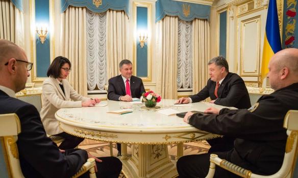 Порошенко поговорив з Деканоїдзе про нову поліцію - фото 3